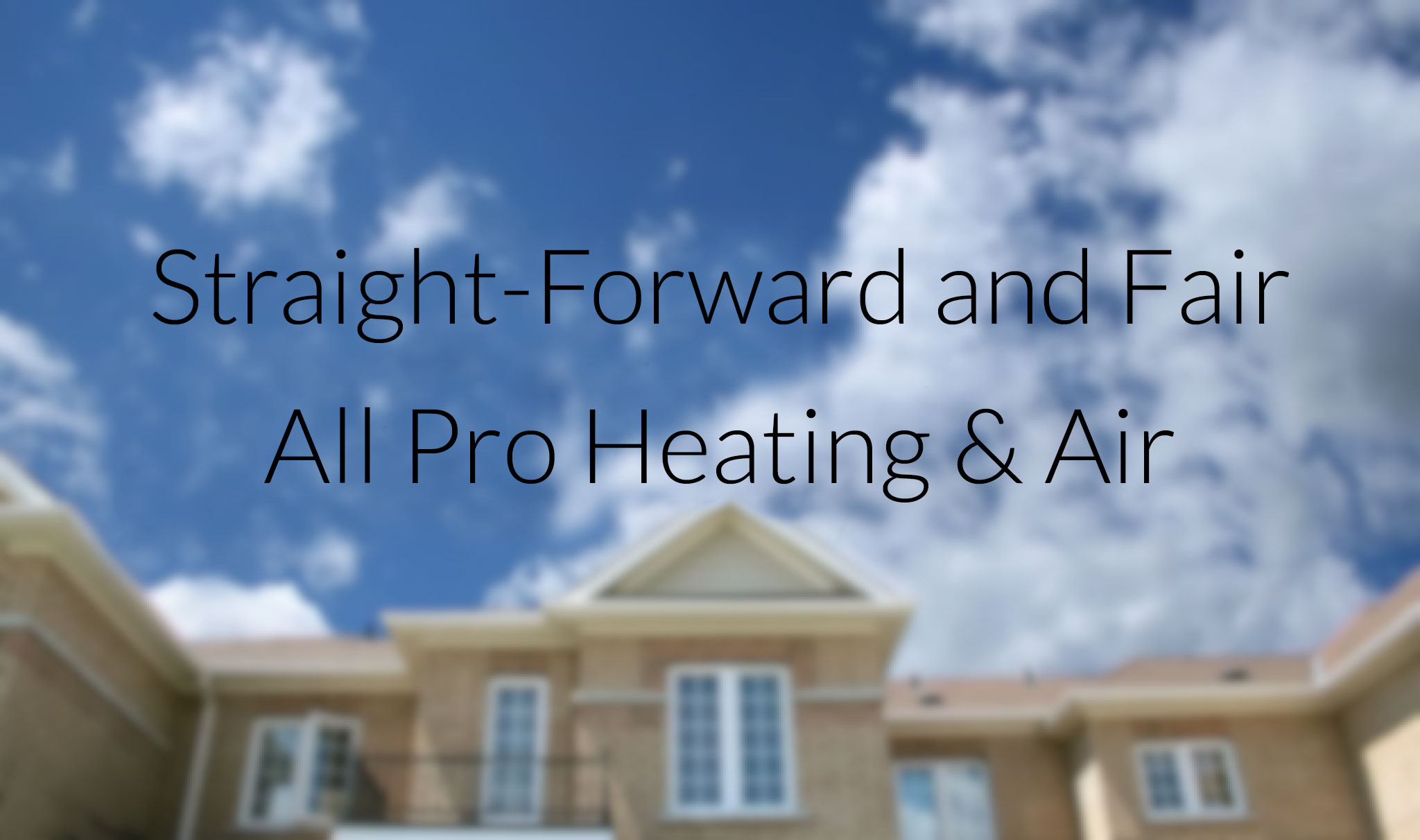 All-Pro Heating & Air Conditioning | Heating and Air ...